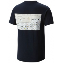 Men's Periodic Chart S/S Tee by Columbia