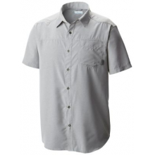 Men's Pilsner Peak Mens Short Sleeve by Columbia in East Lansing Mi