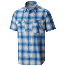 Men's Royce Peak II Plaid Short Sleeve Shirt by Columbia