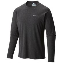 Men's Silver Ridge Zero Long Sleeve Shirt by Columbia