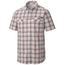 Men's Silver Ridge Multi Plaid S/S Shirt by Columbia in Kirkwood Mo