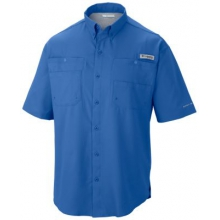 Men's Tamiami II Short Sleeve Shirt by Columbia in Forest City Nc