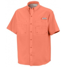 Men's PFG Tamiami II Short Sleeve Shirt by Columbia in San Marcos Tx