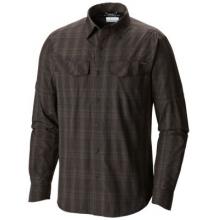 Men's Silver Ridge Plaid Long Sleeve Shirt by Columbia in Prescott Az