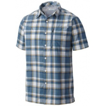 Men's Silver Ridge Plaid Short Sleeve Shirt by Columbia