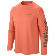 Men's Terminal Tackle Long Sleeve Shirt by Columbia in Arlington Tx
