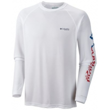 Men's PFG Terminal Tackle Long Sleeve Tee by Columbia in Nibley Ut