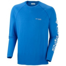 Men's PFG Terminal Tackle Long Sleeve Tee by Columbia in New York Ny