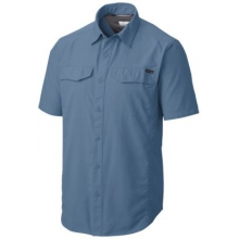 Men's Silver Ridge Short Sleeve Shirt by Columbia in Okemos Mi