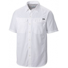 Men's Silver Ridge Short Sleeve Shirt by Columbia in Seward Ak