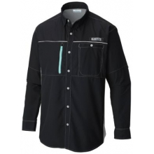 Men's Solar Drag Long Sleeve Shirt by Columbia