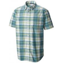 Men's Thompson Hill II Yarn Dye Shirt by Columbia in Madison Wi