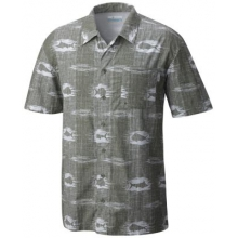 Men's Trollers Best Short Sleeve Shirt by Columbia in Ames Ia