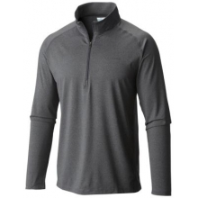 Tuk Mountain Mens Half Zip by Columbia in San Diego Ca