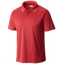 Men's Utilizer Stripe Polo III in Kirkwood, MO