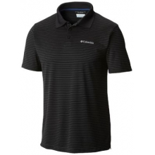 Men's Utilizer Stripe Polo III by Columbia