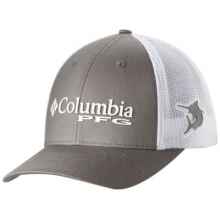 PFG Mesh Snap Back Ballcap by Columbia in Ames Ia