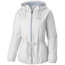 Women's Auroras Wake II Rain Jacket by Columbia