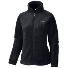 Women's Benton Springs Full Zip Fleece Jacket by Columbia in Manhattan Ks