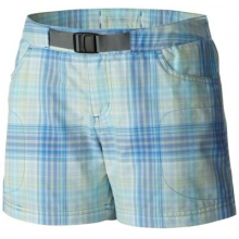 Women's Cross On Over II Plaid Short by Columbia in Okemos Mi