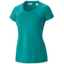 Women's Endless Freeze Short Sleeve Shirt by Columbia