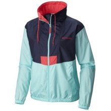 Women's Flashback Windbreaker by Columbia
