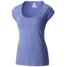 Women's PFG Zero Women'S Short Sleeve Shirt by Columbia in Lafayette LA