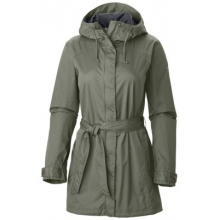 Women's Pardon My Trench Rain Jacket by Columbia