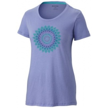 Women's Prism Medallion Short Sleeve Tee by Columbia in Coeur Dalene Id