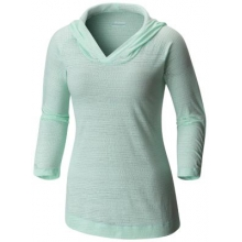 Women's See Through You Burnout Hoodie in Ellicottville, NY