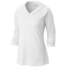 Women's See Through You Burnout Hoodie by Columbia