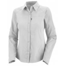 Women's Silver Ridge Long Sleeve Shirt by Columbia in Pocatello Id