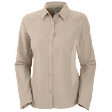 Women's Silver Ridge Long Sleeve Shirt by Columbia in Kirkwood Mo