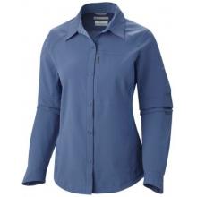 Women's Silver Ridge Long Sleeve Shirt by Columbia in Paramus Nj