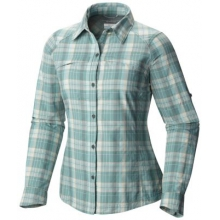 Silver Ridge Plaid Long Sleeve Shirt in Logan, UT