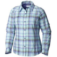 Silver Ridge Plaid Long Sleeve Shirt by Columbia in Tuscaloosa Al