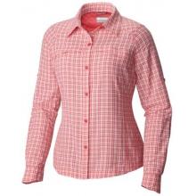 Silver Ridge Plaid Long Sleeve Shirt by Columbia in Lafayette La