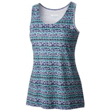 Women's Siren Splash Print Tank Top by Columbia in Portland Or
