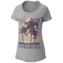 Women's Sunset Cove Short Sleeve Tee by Columbia