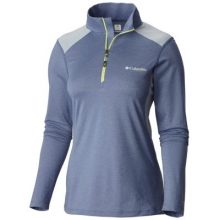 Women's Titan Ice Half Zip Shirt by Columbia