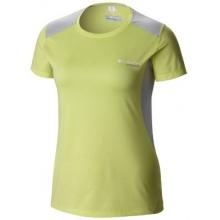 Women's Titan Ice Short Sleeve Shirt by Columbia