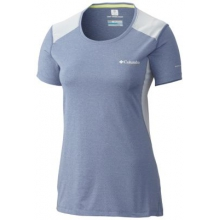 Women's Titan Ice Short Sleeve Shirt by Columbia