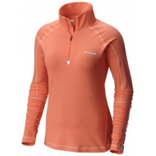 Women's Trail Flash Half Zip Shirt by Columbia