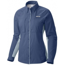 Women's Ultimate Catch Zero Long Sleeve Shirt by Columbia