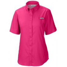 Women's Womens Tamiami II SS Shirt by Columbia in Pocatello Id