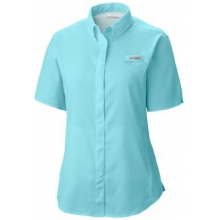 Women's Tamiami II Short Sleeve Shirt by Columbia in Dawsonville Ga