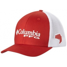 Kid's  Junior Mesh Ballcap by Columbia in St Croix Vi