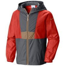 Kid's Flash Back Windbreaker Full Zip by Columbia