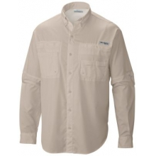 Men's PFG Tamiami II Long Sleeve Shirt by Columbia in Paramus Nj