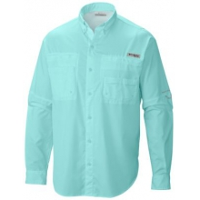 Men's PFG Tamiami II Long Sleeve Shirt - Tall by Columbia in Okemos Mi